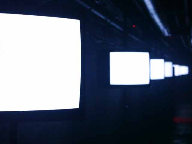 video installation, telematique, u-matic, protoplay, boiler room, berlin, 2017
